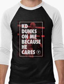 Dunk Me Men's Baseball ¾ T-Shirt