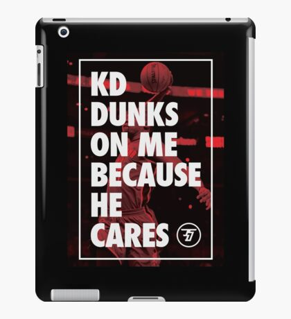 Dunk Me iPad Case/Skin