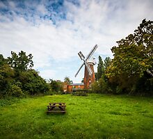 Buttrum's Mill by Svetlana Sewell