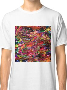modern composition 34 by rafi talby Classic T-Shirt