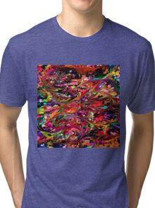 modern composition 34 by rafi talby Tri-blend T-Shirt