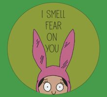 I Smell Fear On You One Piece - Short Sleeve