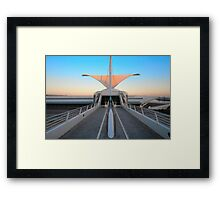Milwaukee Pride Framed Print