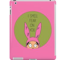 I Smell Fear On You iPad Case/Skin