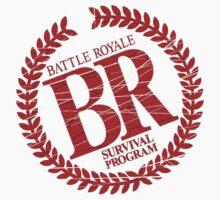 Battle Royale - Survival Program Kids Tee