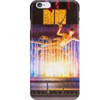 A Winter Night @ Rockefeller Center iPhone Case/Skin