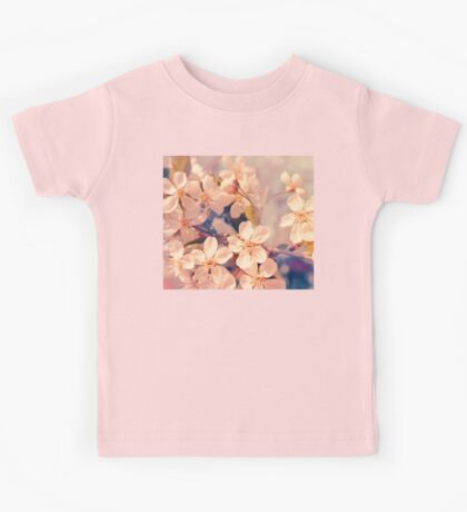 Cherry blossom Kids Tee