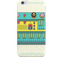 Keyboard Synth iPhone Case/Skin