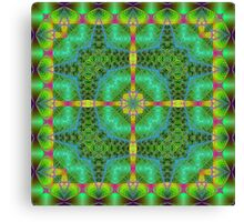 Fractal Interlink No6 Canvas Print