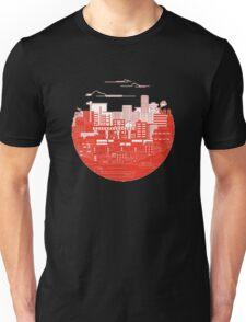 Japan Flag Unisex T-Shirt