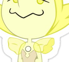 Tiny Yellow Pearl Sticker