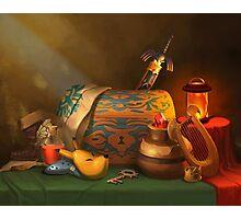 Zelda Still Life Photographic Print