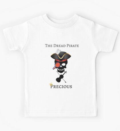 Dread Pirate Precious Kids Tee