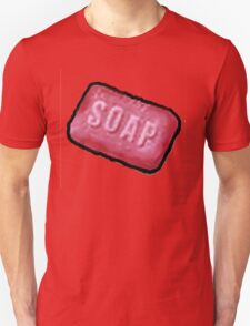 What the hell kind of name is Soap? T-Shirt