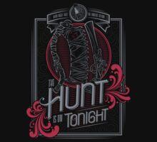 The Hunt Is On Tonight by Josh Legendre