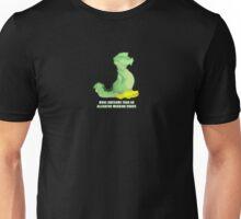 'Gator Wearing Crocs Unisex T-Shirt
