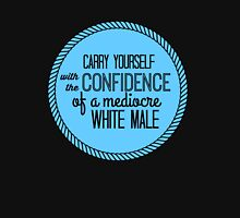 confidence of a mediocre white male Women's Tank Top