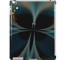 Denim Butterfly iPad Case/Skin