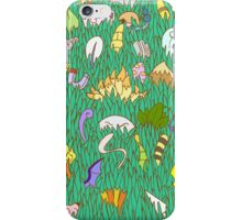 Stay Out of the Tall Grass - Gen 1  iPhone Case/Skin