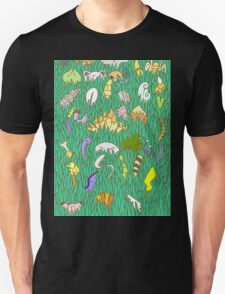 Stay Out of the Tall Grass - Gen 1  Unisex T-Shirt