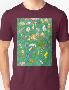 Stay Out of the Tall Grass - Gen 1  T-Shirt