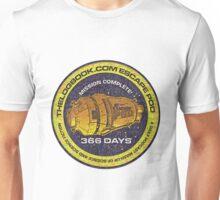 theLogBook.com Escape Pod (patchwork) Unisex T-Shirt
