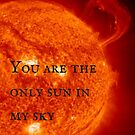 The only sun in my sky by NarrelleHarris