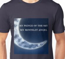 Moonlit Angel Unisex T-Shirt