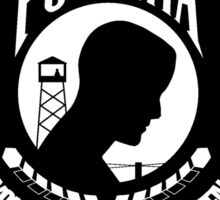POW/MIA Sticker