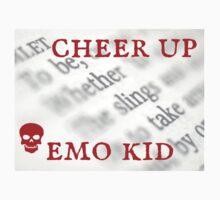 Cheer Up, Emo Kid Hamlet Kids Tee