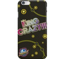 KING CRAZY!!! Persona 4: Dancing All Night iPhone Case/Skin