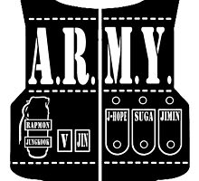 BTS Army Names by beltanemaiden