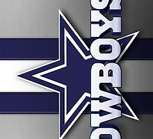 Dallas Cowboys by bandsin