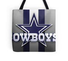 Dallas Cowboys Tote Bag