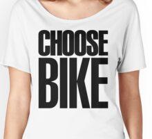 Choose Bike Women's Relaxed Fit T-Shirt