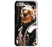 Davros creator of the Daleks iPhone Case/Skin