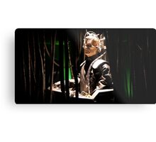 Davros creator of the Daleks Metal Print
