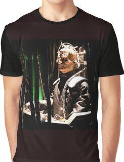 Davros creator of the Daleks Graphic T-Shirt