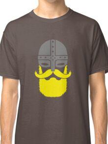 Bearded Viking Warrior Classic T-Shirt