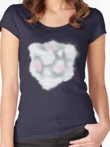 The Pink Companion Women's Fitted Scoop T-Shirt