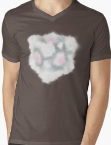 The Pink Companion Mens V-Neck T-Shirt