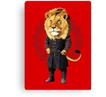 Lion Tyrion Canvas Print