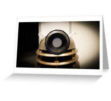 Eyestalk - Dalek Greeting Card