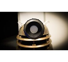 Eyestalk - Dalek Photographic Print