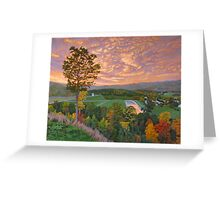 Welcome Center Greeting Card