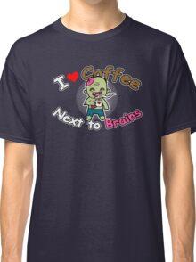 Coffee Zombie Classic T-Shirt