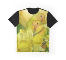 Love Among The Daffodils Graphic T-Shirt