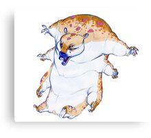 Water-bear Canvas Print