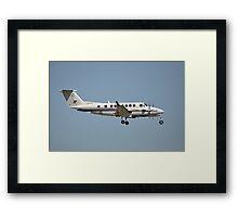 Super King Air A32-343,Temora Airshow,Australia 2015 Framed Print