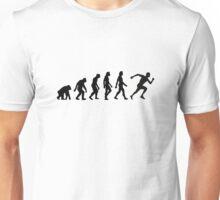 The Evolution of Running Unisex T-Shirt